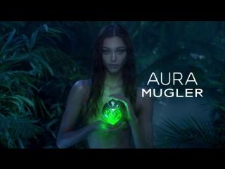 Музыка из рекламы Thierry Mugler - Aura (Zhenya Katava) (2017)