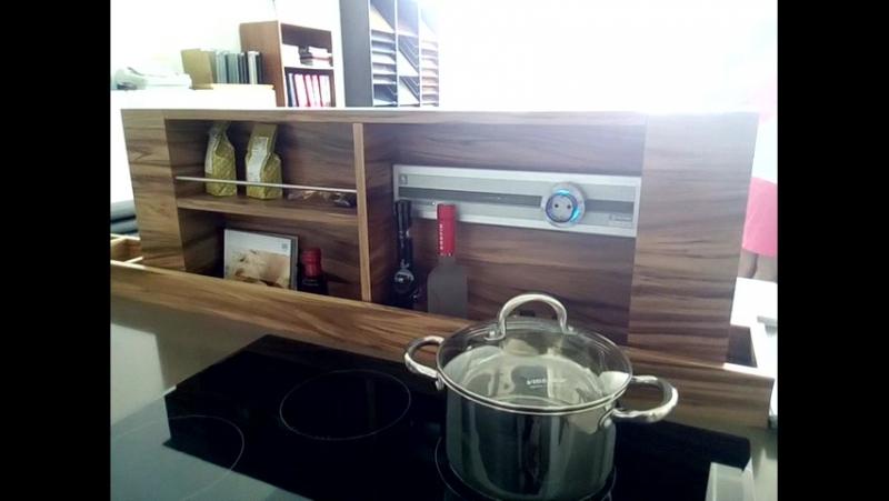 Giulia Novars - кухни нового поколения