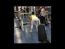 ALINE MACHADO Exercises ( bikini fitness бикини упражнения худеем фитнесс фитоняшки бикиняшки сиськи попка тверк мамка секс )