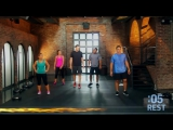The Spartacus Workout - Total Body Blitz