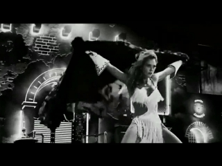+Sin City 2 Jessica Alba dance scene_Timo Maas-First Day_Dr@n.ue