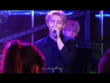 160612 Studio J-Sunday Morning DAY6 (YOUNG K FOCUS)