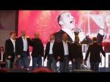 Хор Туретского - льется музыка 30.08.2017. Live