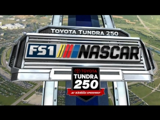 2017 NASCAR Camping World Truck Series - Round 04 - Kansas 250