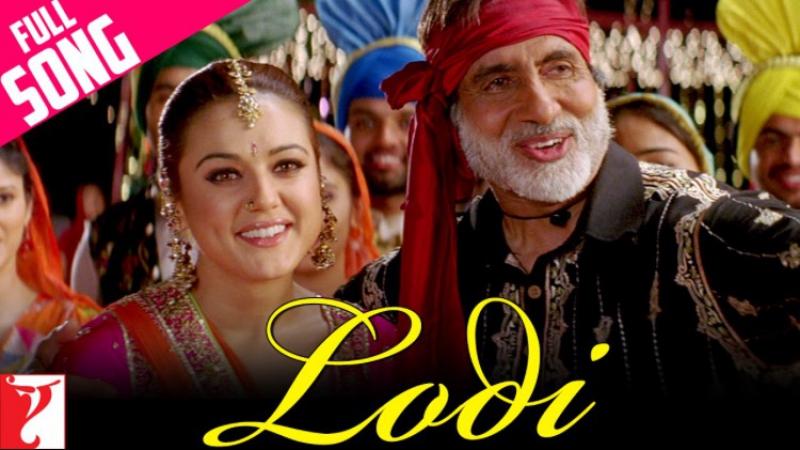 Клип Lodi из индийского фильма Вир и Зара