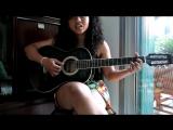песня Наталии Орейро под гитару