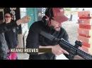 John Wick 2 Firearms Training with Keanu Reeves Taran Tactical | 5.11 Tactical