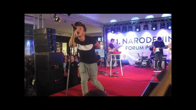 Martin Harich-Oh my bro (live HD)