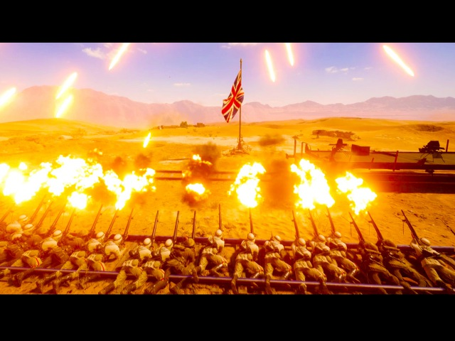 Battlefield 1 Epic 64 Man Madness - BF1 Multiplayer Gameplay DooM49ers