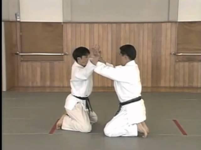Suwari Waza Yokomen Uchi Kote Gaeshi (1)