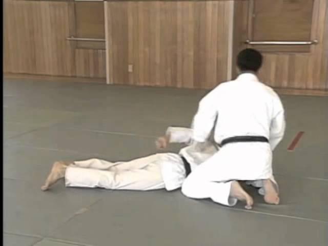 Suwari Waza Yokomen Uchi Kote Gaeshi (2)