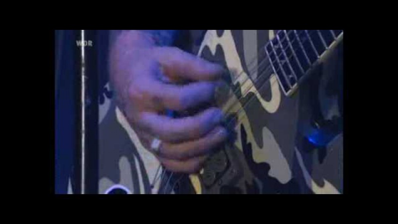 Soulfly - Fire / Mars [live at Area4 2008 7 of 20]
