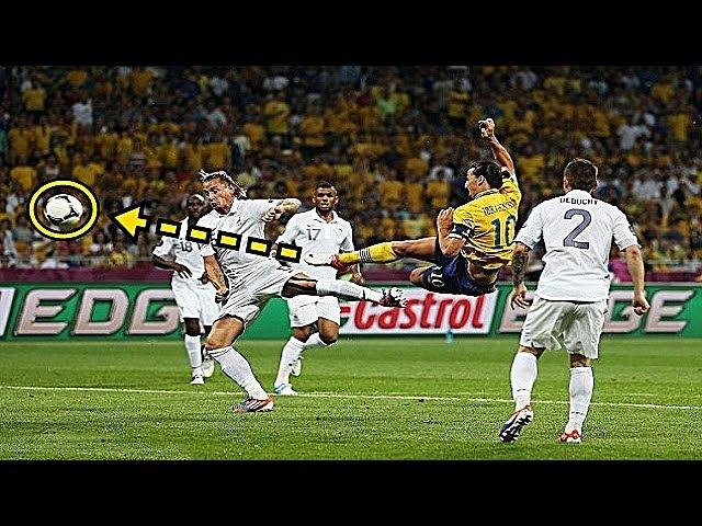 En Güzel Akrobatik Goller ● Sow, Cenk, Eren, Totti, Ronaldinho, Ibrahimovic.. » Freewka.com - Смотреть онлайн в хорощем качестве