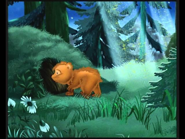 Заставка для передачи Шишкин лес Ночь смотреть онлайн без регистрации