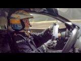 The McLaren P1 LM FOS 2016. The fastest road car ever at Goodwood FOS Hillclimb.