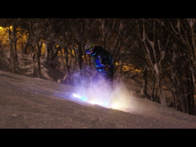 Instruction of the LED snowboard (English)