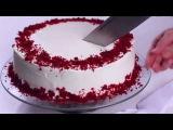 Торт Красный Бархат Red Velvet Cake - оригинальный рецепт