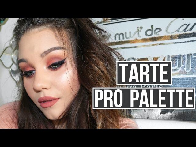 CHIT CHAT GRWM: Grungy Spring Makeup | TARTEIST PRO PALETTE
