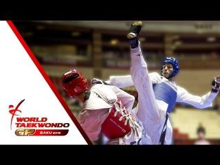 [Highlights] 2016 WTF World Taekwondo Grand-Prix Final