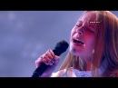 «Такого голоса нет ни укого!»: Кристина Ашмарина не смогла сдержать слез после