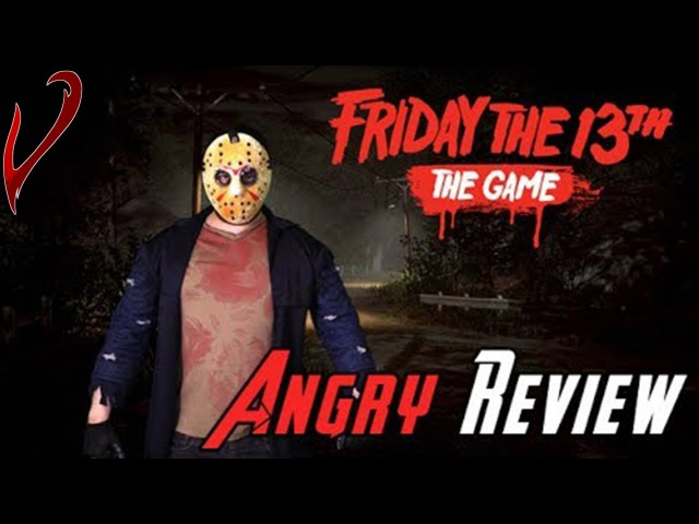 Friday The 13th: The Game [Angry Joe - RUS RVV]