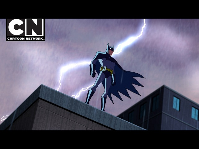 Justice League Action   Bat in The Day   Cartoon Network