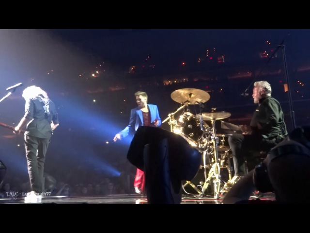 Q ueen Adam Lambert - CLTCL - Verizon Center - Washington, DC