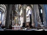Vienna Austria, Stephansdom Interior HD Video Tour - St. Stephen's Cathedral, Wien