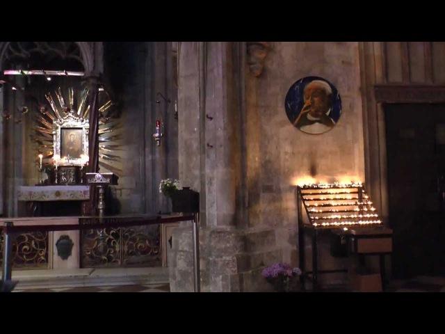 Собор Святого Стефана Вена.st.Stephan in Wien.DJ Amure.