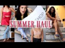 SUMMER TRY-ON HAUL: Top Shop, Urban, Reformation More!