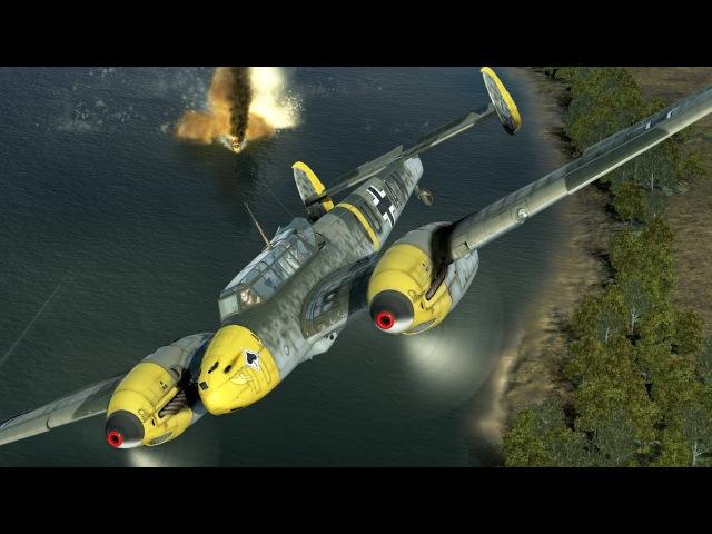 Bf 110 E-2 Zerstörer, Anti-ship Mission