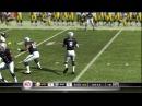 Madden 11 Gameplay (PS3) - Oakland Raiders vs Pittsburgh Steelers