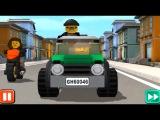 Lego City A raid of criminals / Лего Сити Налет преступников