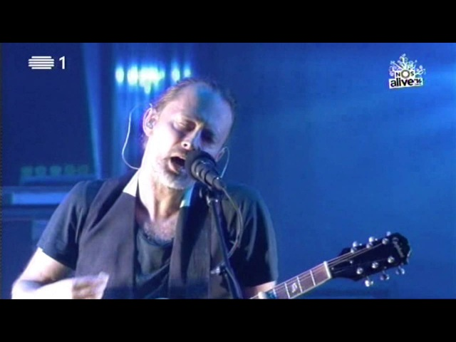 Radiohead - Live at NOS Alive! Festival, 2016 (Full Concert) [50fps]
