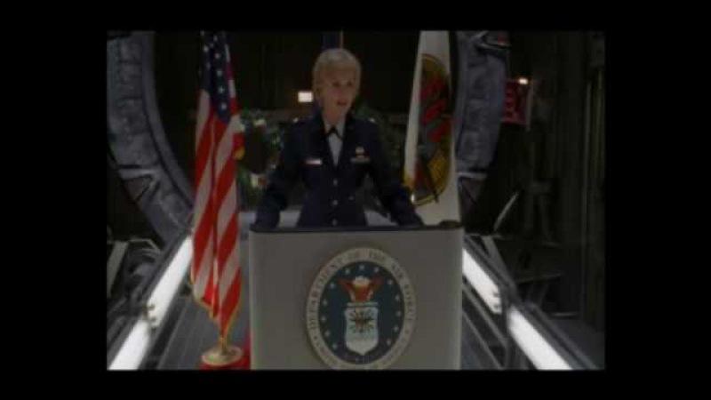 Stargate SG1 - Sam Carter - Amaranth