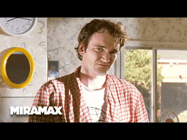 Pulp Fiction | 'The Bonnie Situation' (HD) - John Travolta, Quentin Tarantino | MIRAMAX