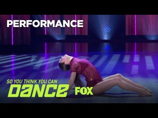 Taylor Sieve's Solo Performance | Season 14 Ep. 13 | SO YOU THINK YOU CAN DANCE