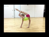 Contortionist | Amazing Contortionist | Extreme Contortionist | Flexible Girl Dance