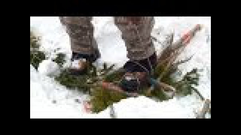 Survival Tip: How to Build Snowshoes