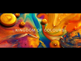 KINGDOM OF COLOURS (By Oilhack Thomas Blanchard)