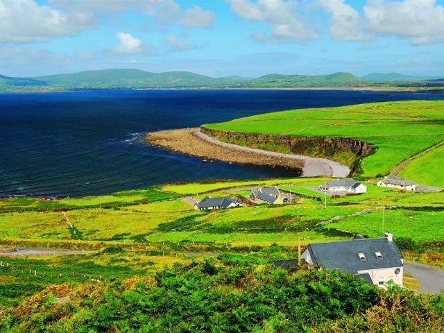 Ирландия Вечнозеленый остров