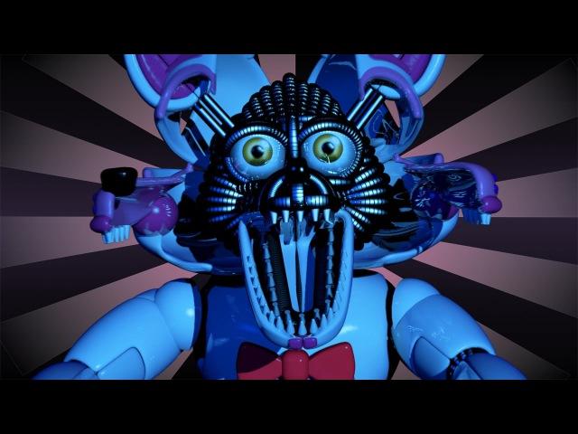 АНИМАТРОНИКИ ПОХИТИЛИ ОХРАННИКА ● Five Nights at Freddy's: Sister Location 8