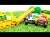 Видео для детей ПРО МАШИНКИ 🚗. Игрушки #Вспыш и чудо-машинки! #Крушила сломал жел...