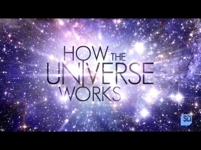 Как устроена Вселенная 5 сезон Самые необычные планеты (2017) HD