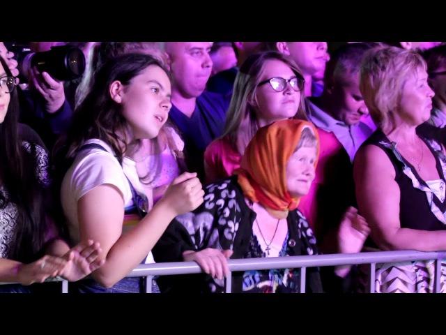 С ДНЕМ РОЖДЕНИЯ, КОМИ Бабушка зажигает на концерте Ottawan (Сыктывкар, 22.08.2017)