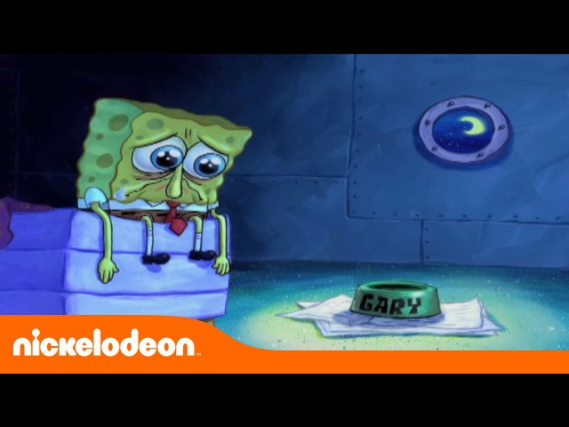 Bob Esponja | Gary, vuelve a mí | Nickelodeon en Español