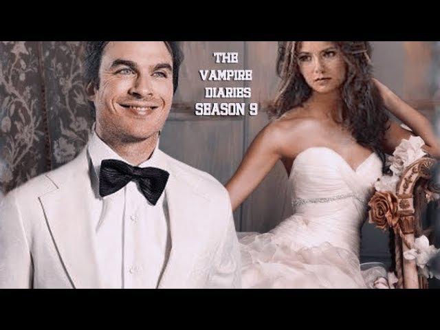 The vampire diaries ► season 9 [trailer] ▪ Дневники вампира 9 сезон [трейлер]