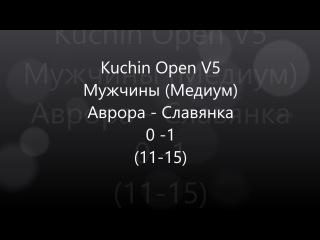 Kuchin Open V5 Медиум Аврора Славянка