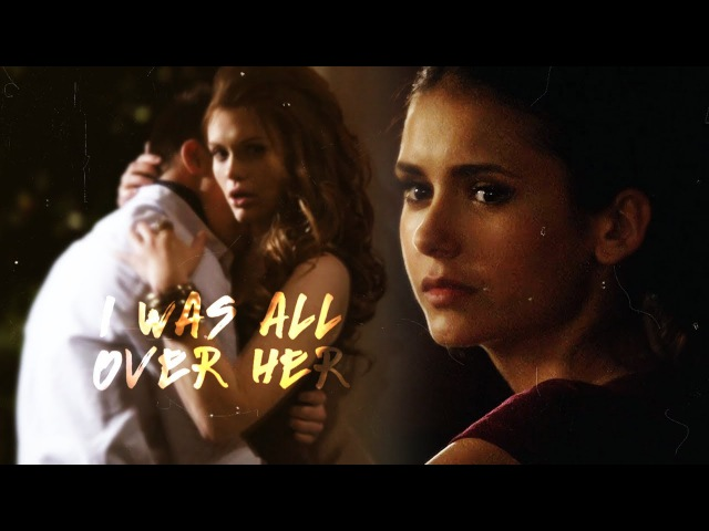 Elena Lydia   I was all over her