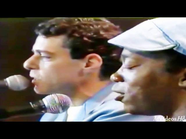 Milton Nascimento e Chico Buarque - O QUE SERÁ (A FLOR DA PELE) 1987